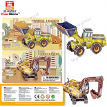 3D DIY DIGGER Pack of 2